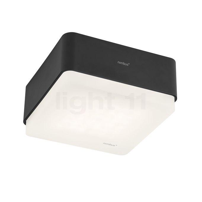 Nimbus Cubic 36 Frame Deckenleuchte LED, schwarz matt 557-800