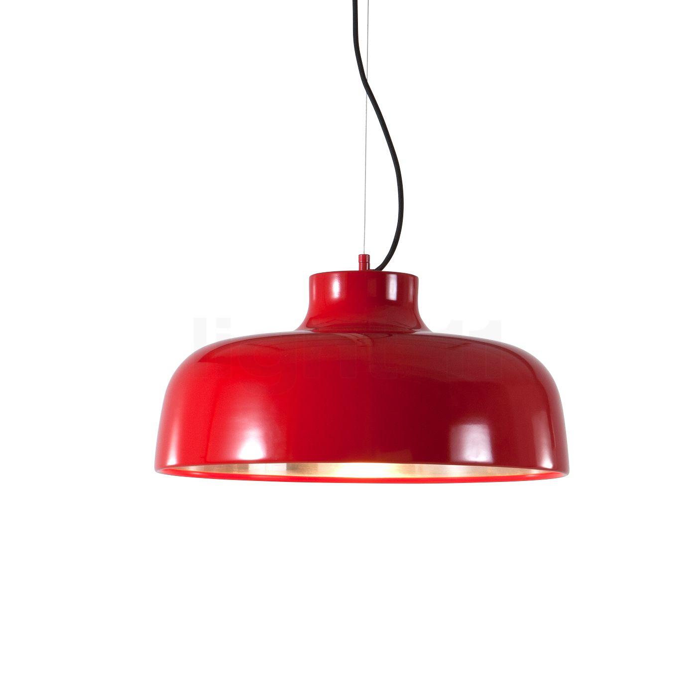 Santa & Cole M68, rot , Lagerverkauf, Neuware CAM05