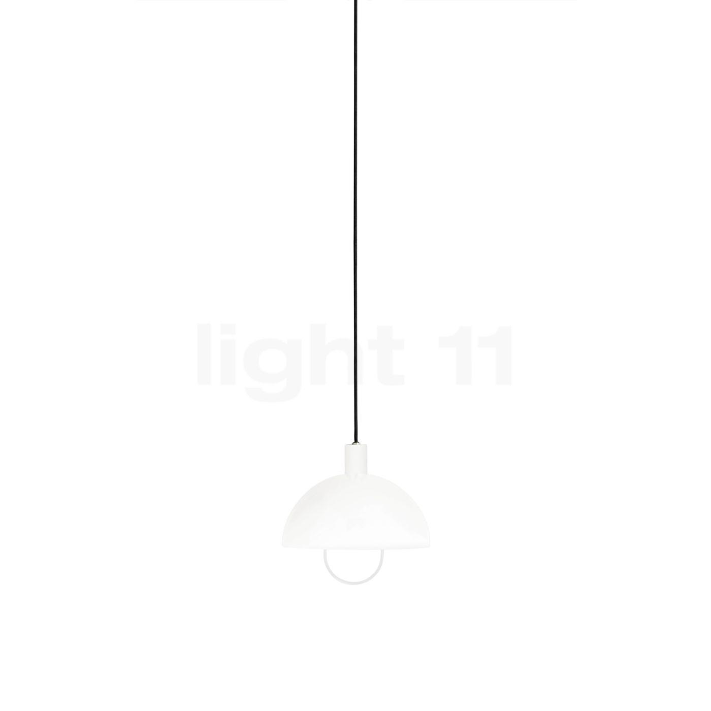 Tecnolumen Bauhaus HMB 25/300 Pendelleuchte, weiß HMB 25/300 W