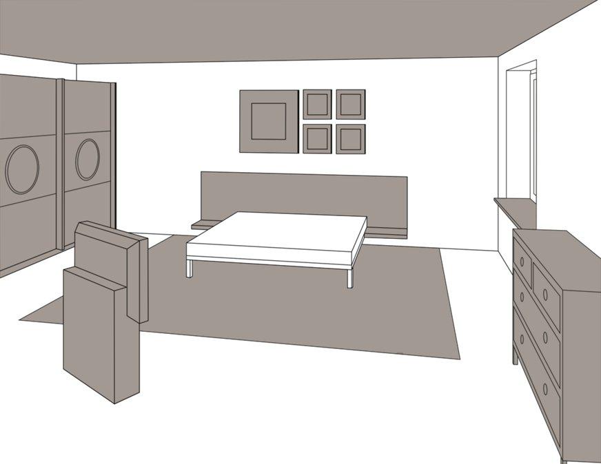 lampes pour l 39 clairage de la chambre coucher pour int rieurs. Black Bedroom Furniture Sets. Home Design Ideas