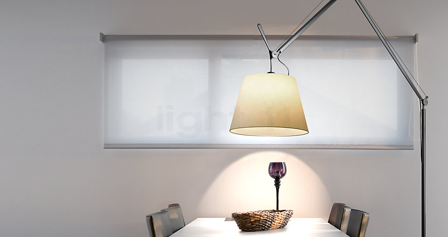 Tolomeo Mega LED di Artemide: compra lampade e lampadari su ...