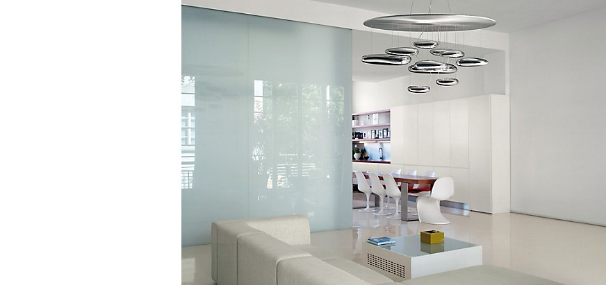 Mercury di Artemide: compra lampade e lampadari su light11.it