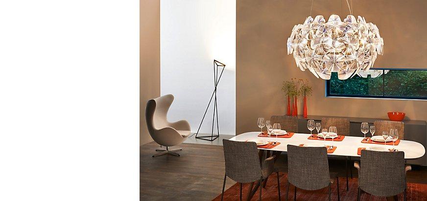 Lampes Pour Léclairage De La Salle à Manger Dintérieur Lightfr - Quel luminaire pour salon salle a manger