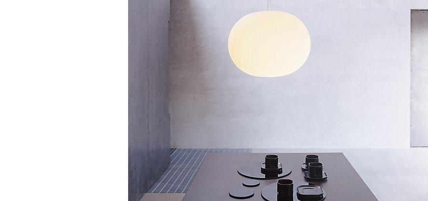 glo ball van flos verlichting lampen kopen bij light11nl
