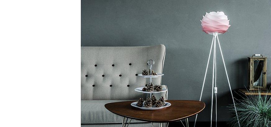 Led Vita Conia Mini Lampe Weiß+ Kabelset Weiss Leuchte ähnlich Silvia