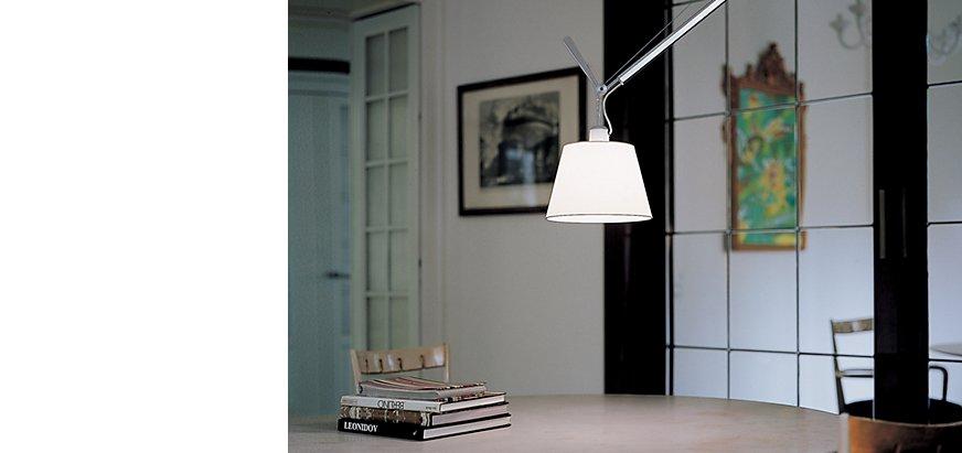 Tolomeo Sospensione di Artemide: compra lampade e lampadari su ...