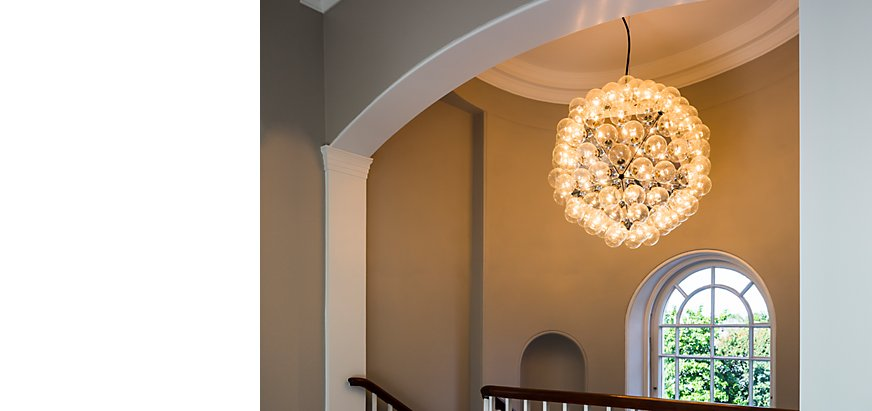 Interior pendant lights
