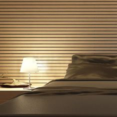 Zone lighting for beds