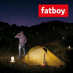 Fatboy - Outdoor meets Lifestyle meets Design
