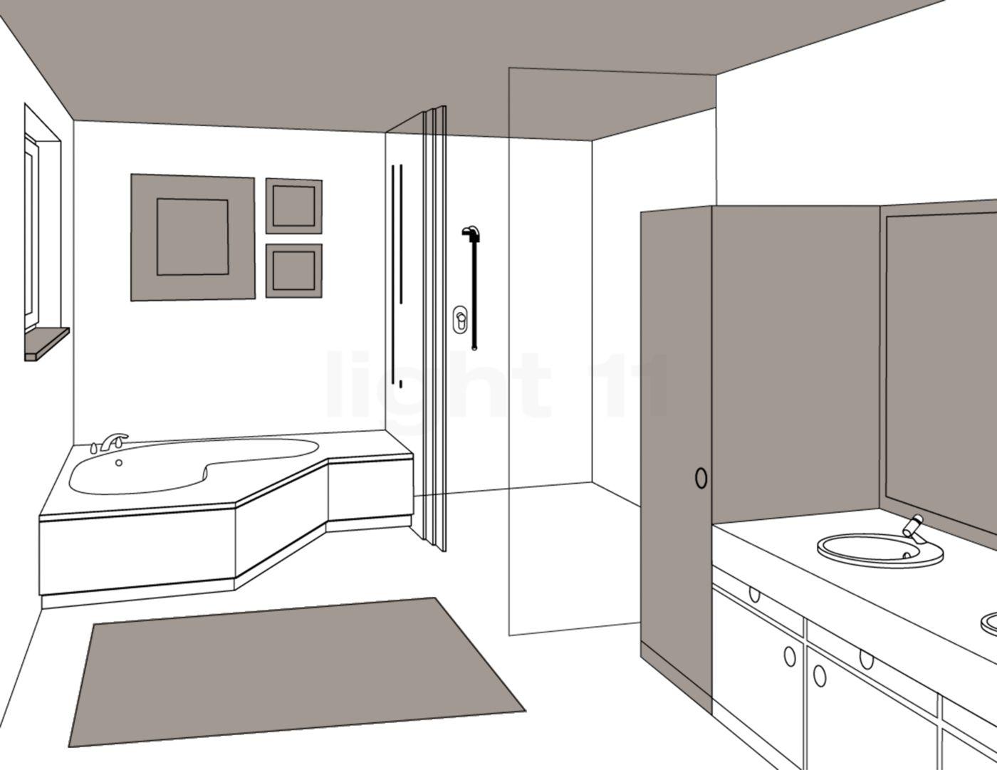 Badkamer Design Wandlamp : Binnenlampen voor badkamer kopen bij light