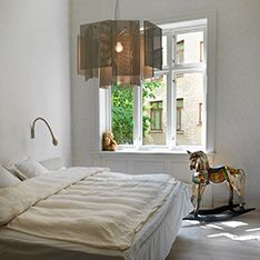 Ambient lighting for bedroom