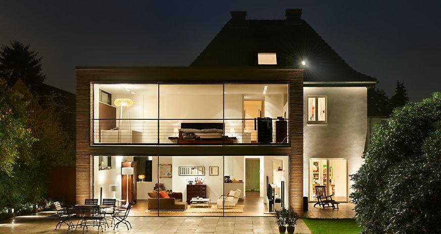 La casa light su light