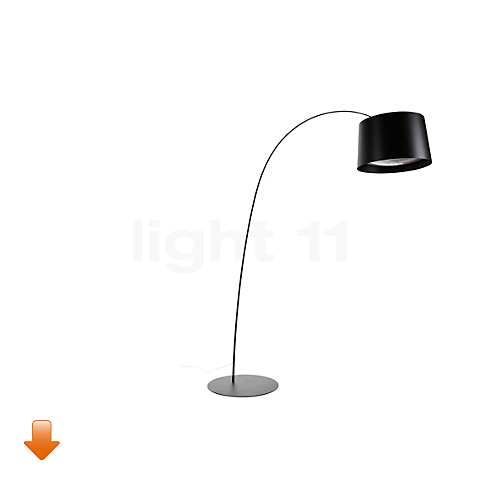 Foscarini Twiggy Terra Arc Lamps Buy At Light11 Eu
