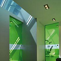 Mawa Design Wittenberg plafondinbouwlamp hoekig
