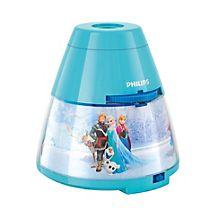 Philips Disney 2-in-1 Projektor und Nachtlicht Die Eiskönigin LED