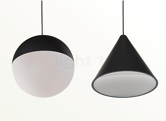 Plafoniera Flos : Flos string light light11.it