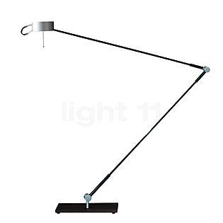 Absolut Lighting Absolut Schreibtischleuchte LED Chrom matt