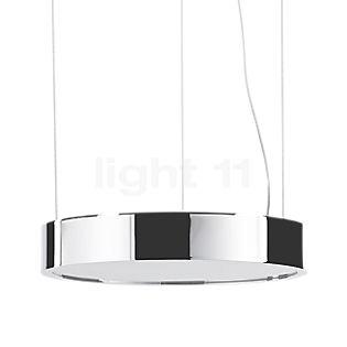 Absolut Lighting Aluring Suspension LED chrome brillant