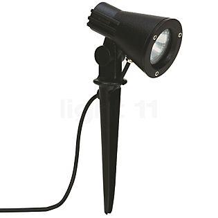 Albert Leuchten 2154 Strahler mit Erdspieß schwarz - 662154
