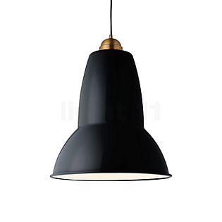 Anglepoise Original 1227 Giant Brass Pendant light black/cable black