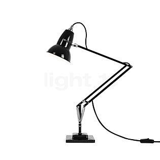 Anglepoise Original 1227 Lampe de bureau noir/câble noir