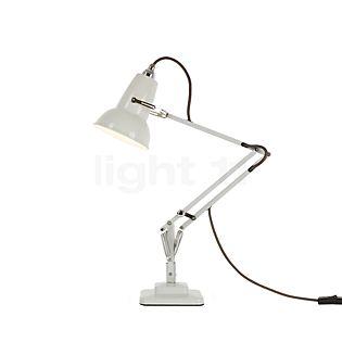 Anglepoise Original 1227 Mini Lampe de bureau lin blanc