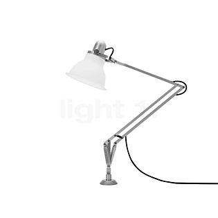 Anglepoise Type 1228 Lampada da scrivania fissaggio a vite bianco ghiaccio
