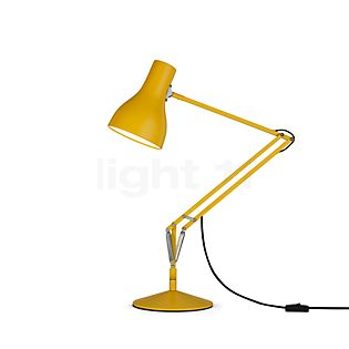 Anglepoise Type 75 Margaret Howell Desk Lamp Yellow Ochre