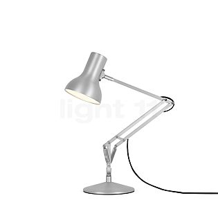 Anglepoise Type 75 Mini Metallic Bureaulamp zilver