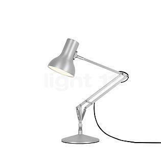 Anglepoise Type 75 Mini Metallic Lampada da scrivania argento