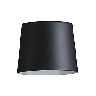 Anta replacement shade for Cut Floor lamp aluminium/black