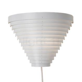 Artek A910, lámpara de pared blanco