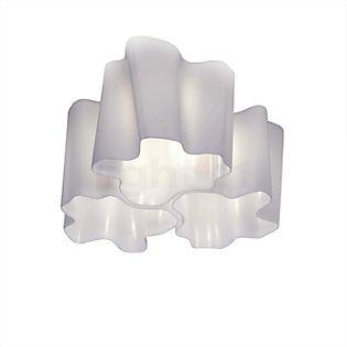 Artemide Logico Soffitto 3x120° weiß