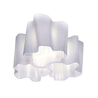 Artemide Logico Soffitto Micro 3x120° weiß