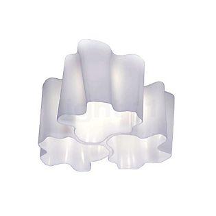 Artemide Logico Soffitto Mini 3x120° weiß