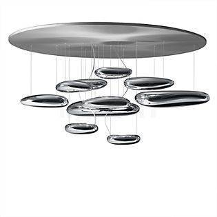 Artemide Mercury Soffitto chrome brillant