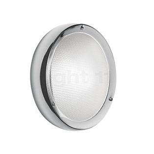 Artemide Outdoor Niki LED Aluminium poliert Aluminium