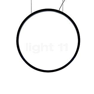 Artemide Outdoor O Sospensione LED schwarz