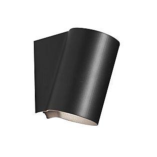 Artemide Outdoor Oblique, lámpara de pared LED negro