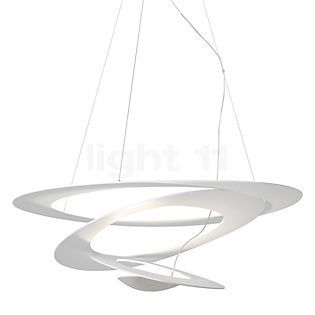 Artemide Pirce Sospensione LED white