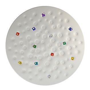 Artemide Silent Field LED wit/Meerkleurig , uitloopartikelen