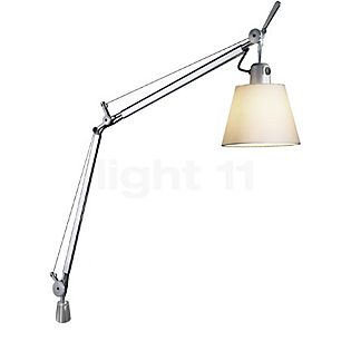 Artemide Tolomeo Basculante Tavolo for screw mounting parchment
