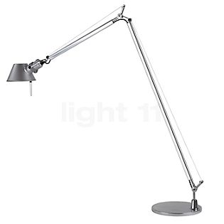 Artemide Tolomeo Lettura LED polished and anodised aluminium, 3,000 K