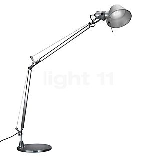 Artemide Tolomeo Tavolo LED polished and anodised aluminium, 3,000 K