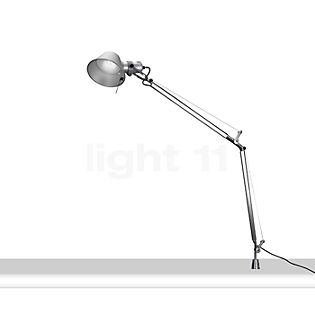 Artemide Tolomeo Tavolo LED for screw mounting polished and anodised aluminium
