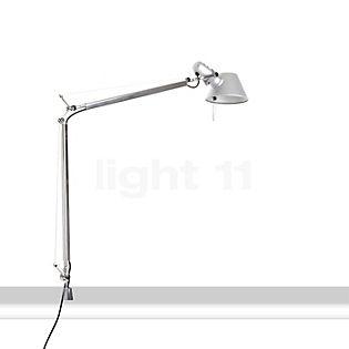 Artemide Tolomeo Tavolo LED med skruefastgørelse Tunable White poleret og eloxeret aluminium