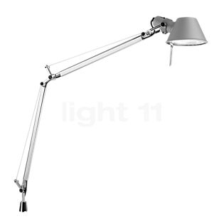 Artemide Tolomeo Tavolo for screw mounting polished and anodised aluminium