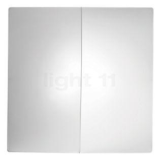 Axolight Nelly Straight Decken-/Wandleuchte weiß, 100 cm