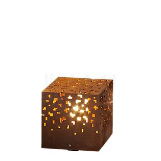 B.lux AMS Floor Light Corten, 12 cm