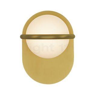 B.lux C_Ball Wall Light brass